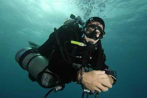 Devenez un plongeur Tec