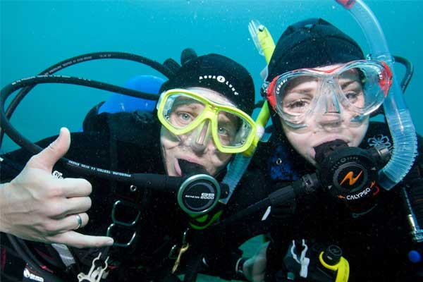 Programme Discover Local Diving