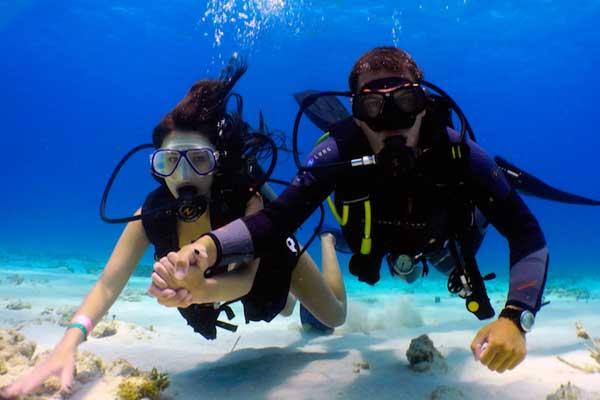 Baptême de plongée - Discover Scuba Diving