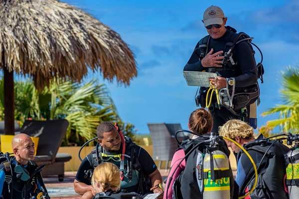 Formation Instructeur Air Enrichi Nitrox