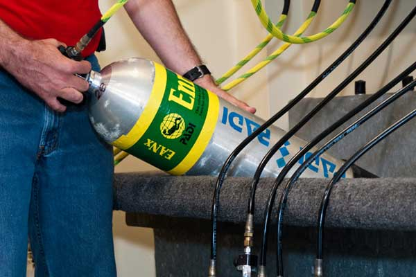 Formation Instructeur Technicien mélangeur de gaz